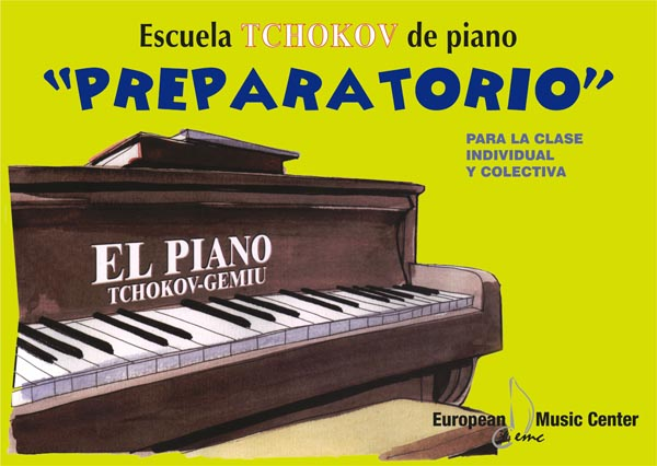 Preparatorio Escuela Tchokov Piano European Music Center