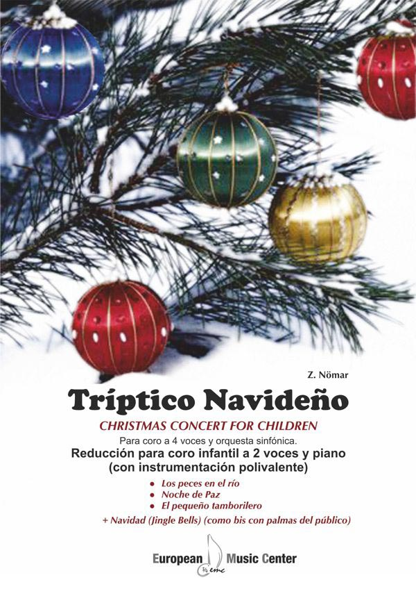 Triptico Navideño European Music Center