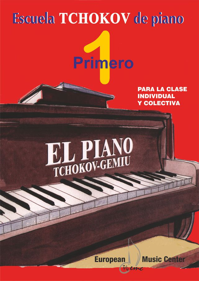Volumen 1 Escuela Tchokov Piano European Music Center