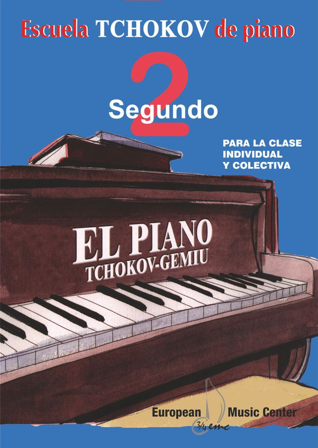 Volumen 2 Escuela Tchokov Piano European Music Center