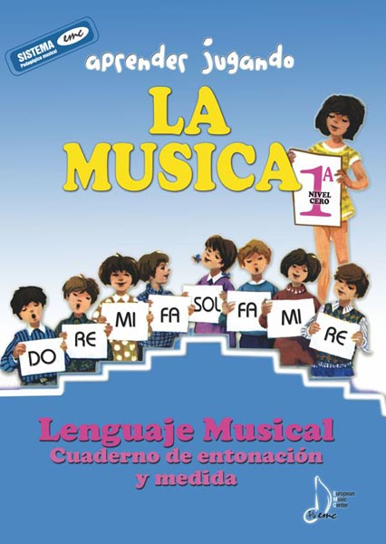 Cuaderno de entonación y medida 1A Lenguaje musical European Music Center