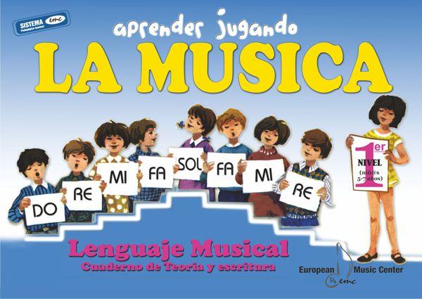 Cuaderno de teoría y escritura 1 Lenguaje musical European Music Center