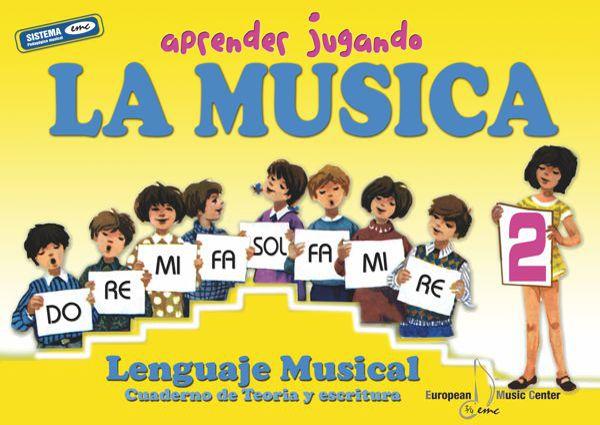 Cuaderno de teoría y escritura 2 Lenguaje musical European Music Center