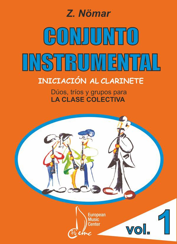 portada-conjunto-instrumental-vol1-clarinete-european-music-center